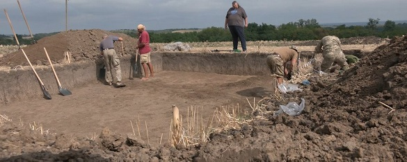 На Черкащині археологи знайшли могильник зарубинецької культури та скіфське поселення (ВІДЕО)