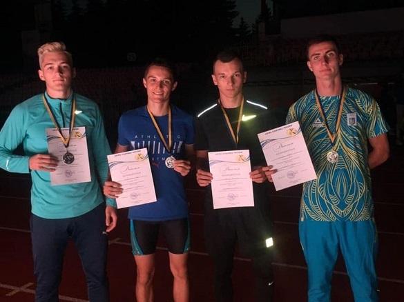 Черкаські легкоатлети здобули 11 медалей на чемпіонаті у Луцьку