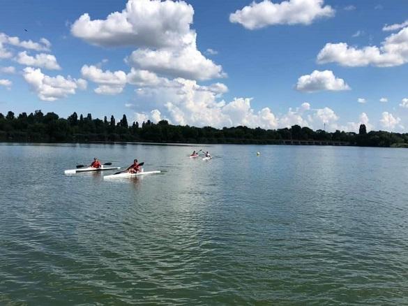 Черкаські веслувальники отримали медалі на чемпіонаті України (ФОТО)