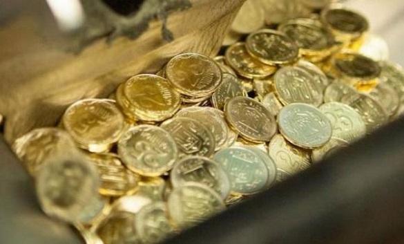 Із обігу виводять монети номіналом 25 копійок