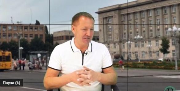 Віталій Ільченко розповів про свою родину, команду і про те, чому він іде в політику