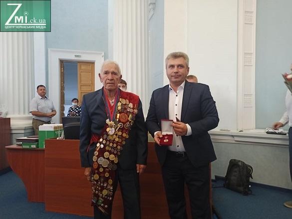 Відомий олімпійський чемпіон став почесним громадянином Черкащини