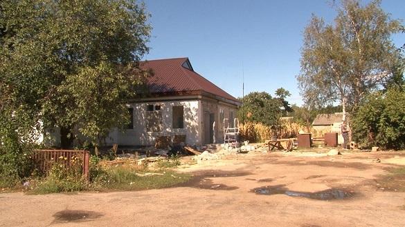У Черкаській області облаштовують поліцейську станцію (ВІДЕО)