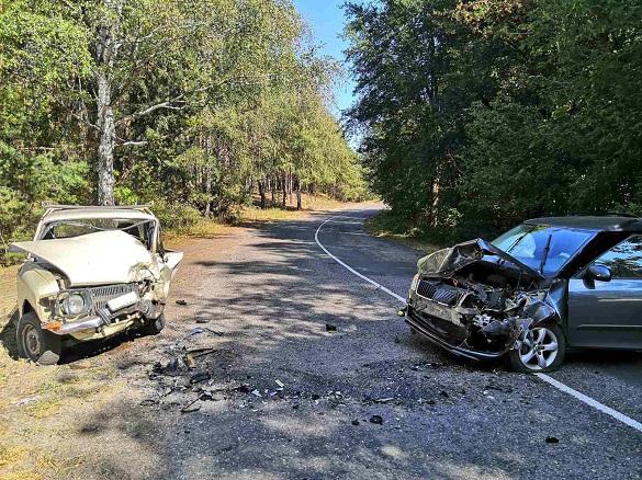 У аварії поблизу Черкас постраждали троє осіб (ФОТО)