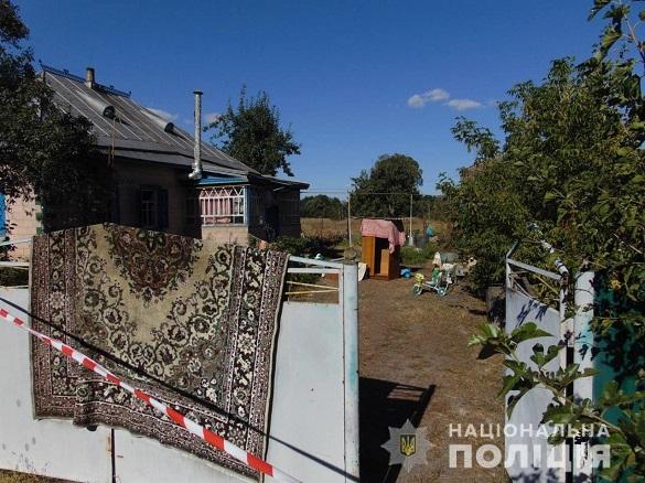 На Черкащині затримали жінку за підозрою в удушенні однорічного сина