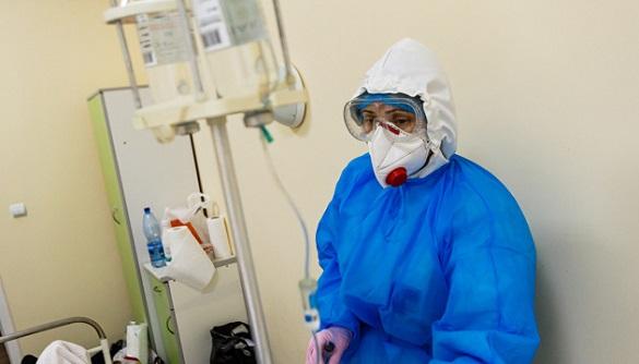 Майже тисяча черкащан перебувають у лікарнях через коронавірус