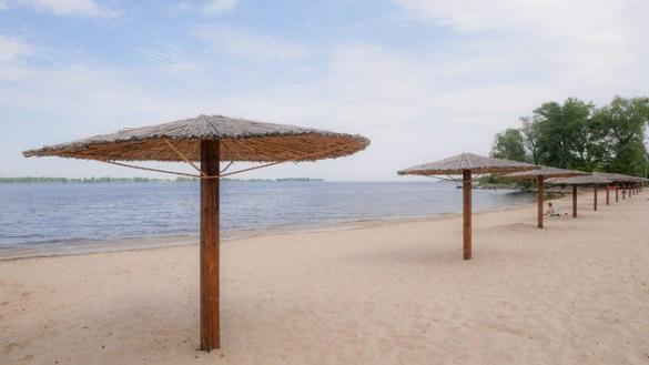 Уже через місяць на черкаському пляжі мають відкрити майданчик для занять кросфітом
