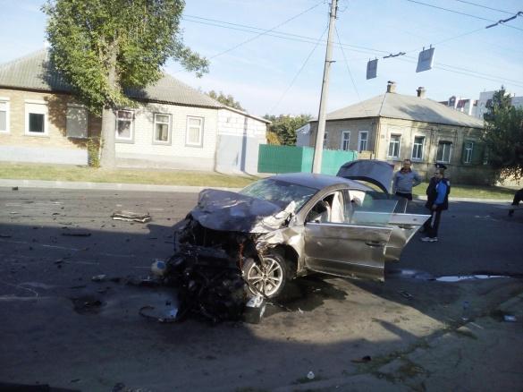 Три автомобиля столкнулись на перекрестке в Черкассах: 3 человека погибли, 8 травмированы - Цензор.НЕТ 2015