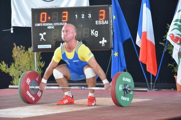 Черкащанин виборов друге місце на Європейських іграх ветеранів (ФОТО), фото-1