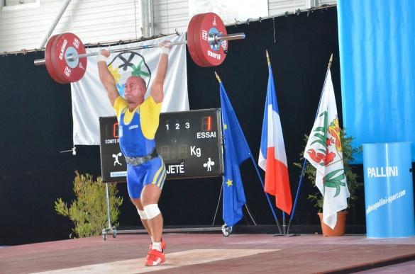 Черкащанин виборов друге місце на Європейських іграх ветеранів (ФОТО), фото-2