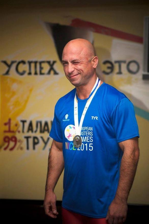 Черкащанин виборов друге місце на Європейських іграх ветеранів (ФОТО), фото-4